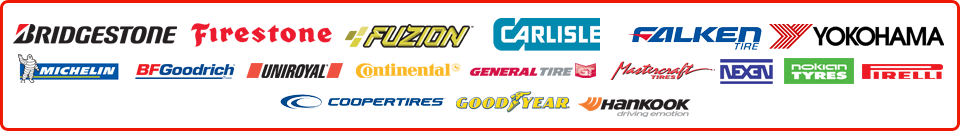 Tire Brands in Gladwin MI